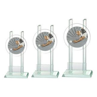 BLG031 Glasstandaard Biljart