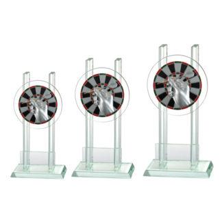 BLG031 Glasstandaard Darten
