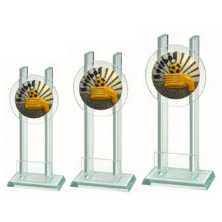 BLG031 Glasstandaard Korfbal