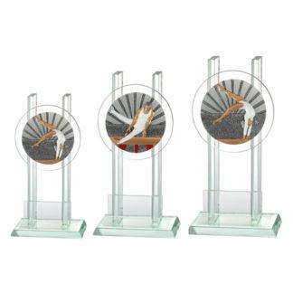 BLG031 Glasstandaard Turnen