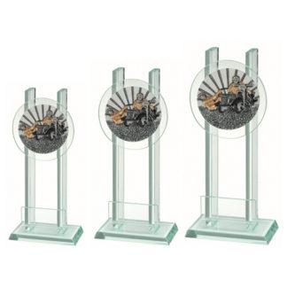 BLG031 Glasstandaard Zijspan