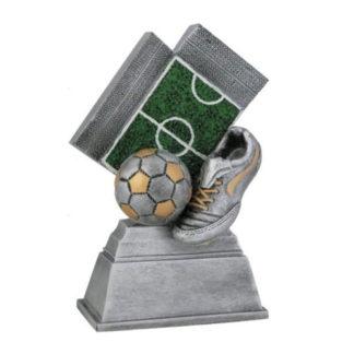 Standaard Voetbalveld
