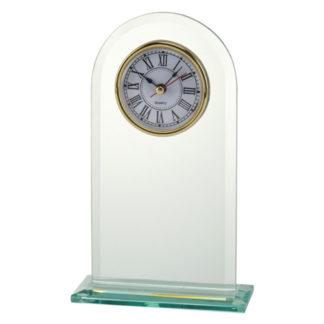 G124 Glazen Klok