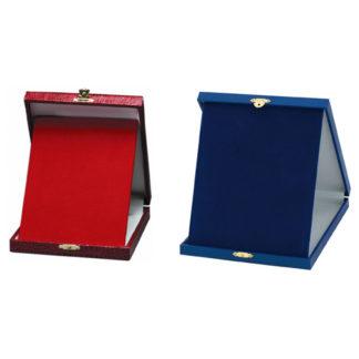 G200 Blauw of Rode Medaillebewaardoos