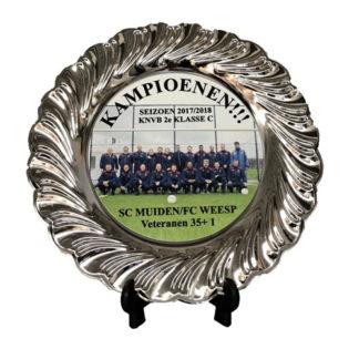 K150 Zilveren Kampioensschaal