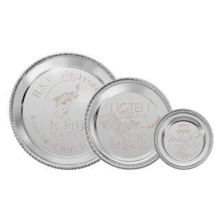 K161 Zilveren Kampioensschaal Ingegraveerd