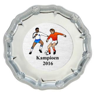 K170 Zilveren Kampioensschaal
