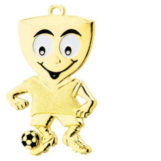 M150B Kinder Voetbal Medaille