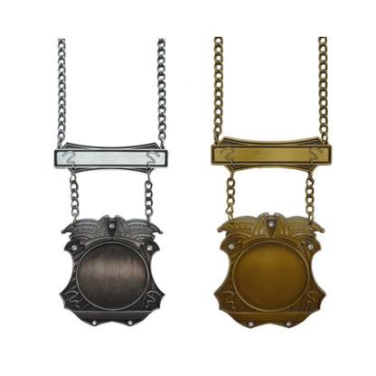 Goud of Zilveren Prinsenketting