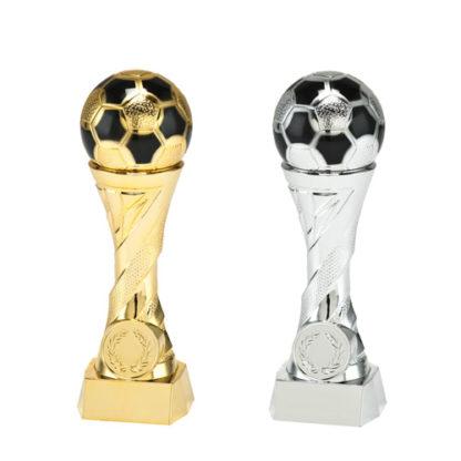 R243 Gouden of Zilveren Voetbalstandaard