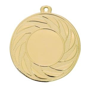 Goeden medaille ijzer 50mm
